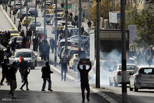 ليس أمام الشعب الفلسطيني إلا تصعيد الإنتفاضة