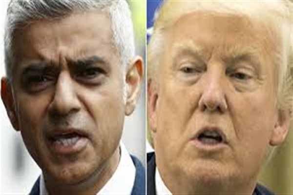 امریکی صدر ٹرمپ کے دورہ برطانیہ کی منسوخی کا خیر مقدم