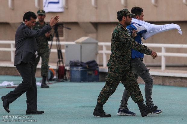 دیدار استقلال خوزستان و استقلال تهران