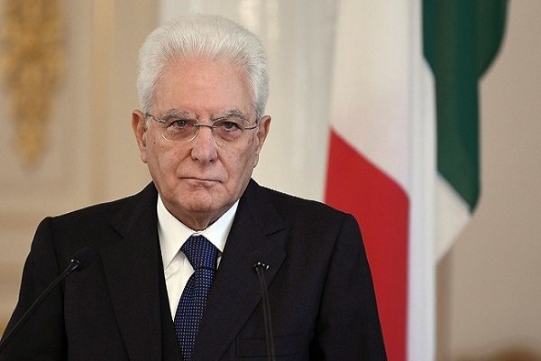 رئیس جمهور ایتالیا پارلمان این کشور را منحل کرد