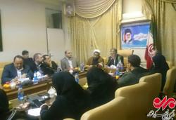نشست خبری وزیر فرهنگ و ارشاد اسلامی در استان کرمانشاه