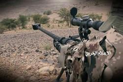 مقتل واصابة 19 من مرتزقة السعودية قنصا في عدد من الجبهات