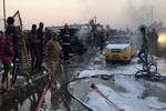 وقوع انفجار در «صلاح الدین» عراق