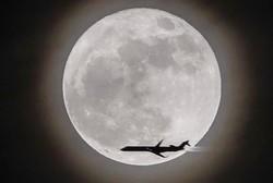 ۲۰۱۸ با دو «ابر ماه» آغاز می شود