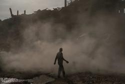 شهری که داعش ویران کرد