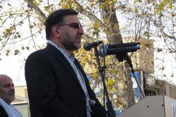 ملت ایران هوشیار است وبه فتنه گران وحامیان آنها سیلی محکمی میزند
