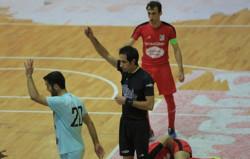 تیم فوتسال آتلیه طهران قم