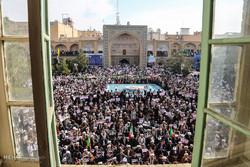 گرامیداشت حماسه نهم دی در استان ها - ۴