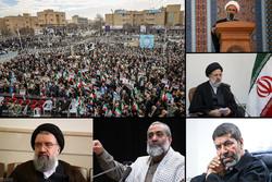 ۹ دی روز مبارزه با فتنه و نفاق/مردم ایران حماسه ای دیگر رقم زدند