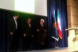 اهدا جوایز داستان  شیراز