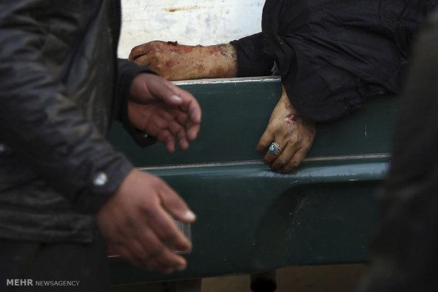 حمله انتحاری به مرکز شیعیان در کابل