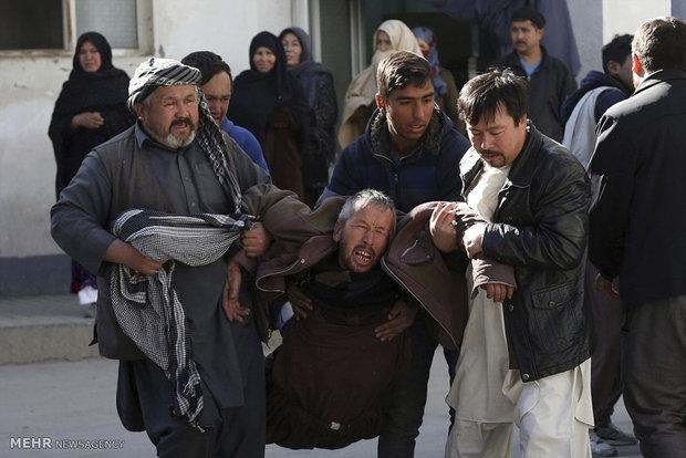 تفجير انتحاري في مركز ثقافي شيعي في العاصمة الافغانية