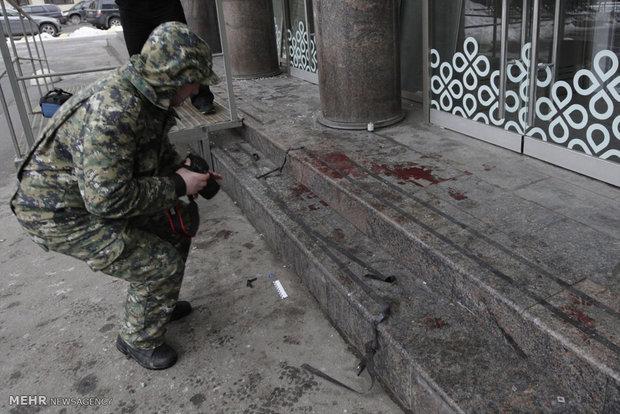 """عملية ارهابية في """"سانت بطرسبرغ"""" الروسية"""