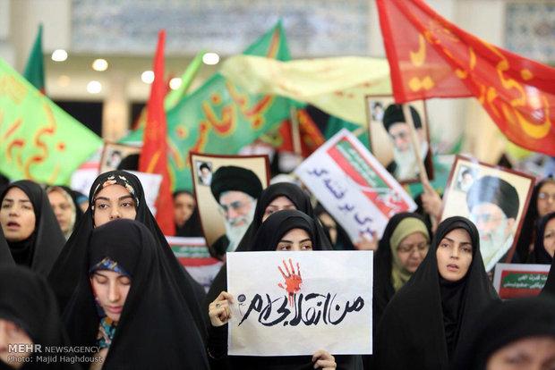 Tahran'da 30 Aralık 2009 destanının yıldönümü