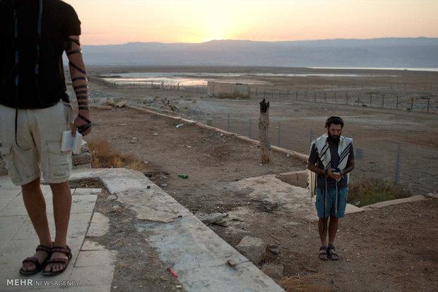 أزمة الجفاف في فلسطين المحتلة