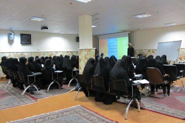 فعالیت حوزه دانشجویی خواهران دانشگاه صنعتی شریف در تابستان