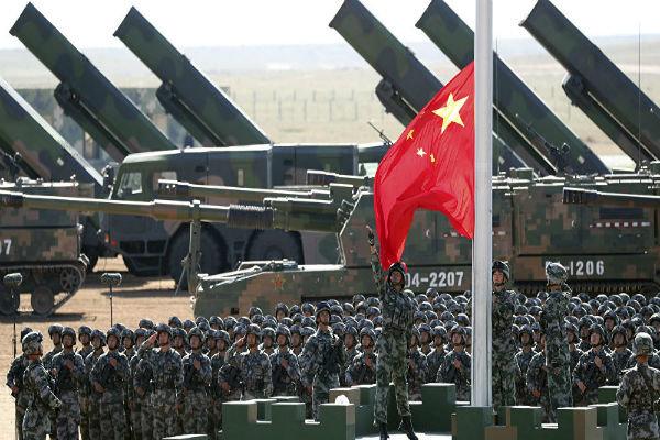 چین سیستم پرتاب موشک رباتیک ساخت