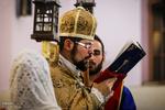 سال نو میلادی در کلیسای تارگمانچاس مقدس