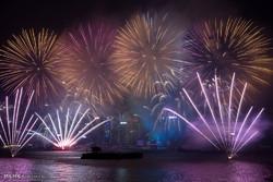 جشن سال نو در نقاط مختلف جهان