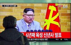زعيم كوريا الشمالية يحذر واشنطن: الزرّ النووي على مكتبي