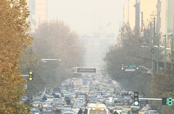 Tangled web of air pollution in Tehran