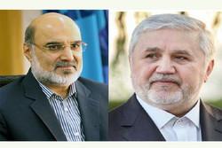 دارابی و علی عسکری