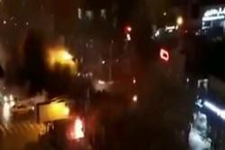 حريق في الأهواز يتسبب بمقتل عشرة أشخاص وإصابة 6 آخرين