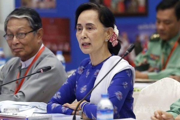 میانمارکے عام انتخابات میں آنگ سان سوچی نے واضح اکثریت حاصل کرلی