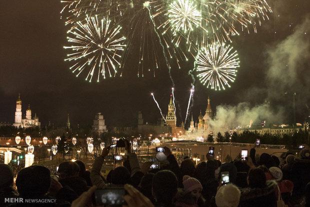 نئے سال کے جشن کا آغاز نیوزی لینڈ سے ہوگا