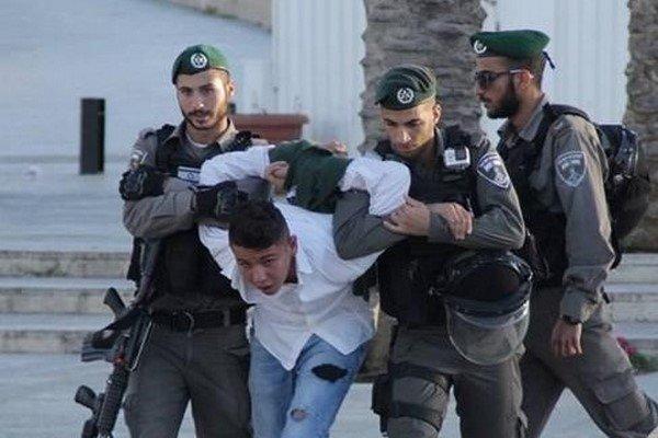 ممنوعیت فیلمو عکسبرداری از توحش نظامیان صهیونیست علیه فلسطینیان