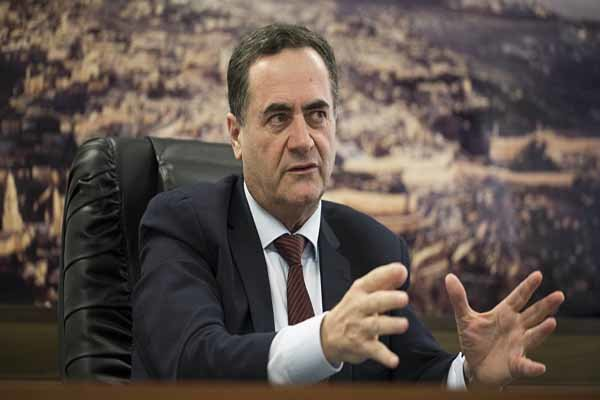 وزير الاستخبارات الإسرائيلي يتمنى نجاح أعمال الشغب في ايران