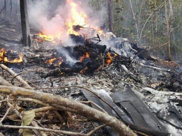 انڈونیشیا میں عیسائی مشنری کا طیارہ گر کر تباہ / پائلٹ ہلاک