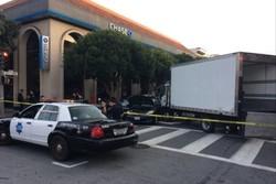 برخورد یک کامیون با عابران پیاده در سانفرانسیسکو/۷ تن زخمی شدند