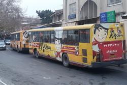 دود اتوبوسهای فرسوده در چشم گرگانیها/ عمر ناوگان بالاست