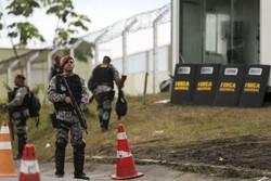 آشوب در زندانی در برزیل ۲۳ کشته و زخمی برجای گذاشت