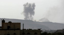 Saudi-Led coalition's airstrike in western Yemen kills 20 civilians