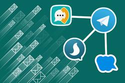 اینفومهر پیام رسان جایگزین تلگرام