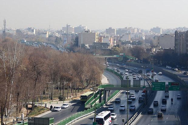 İsfahan'daki hava kirliliği devam ediyor