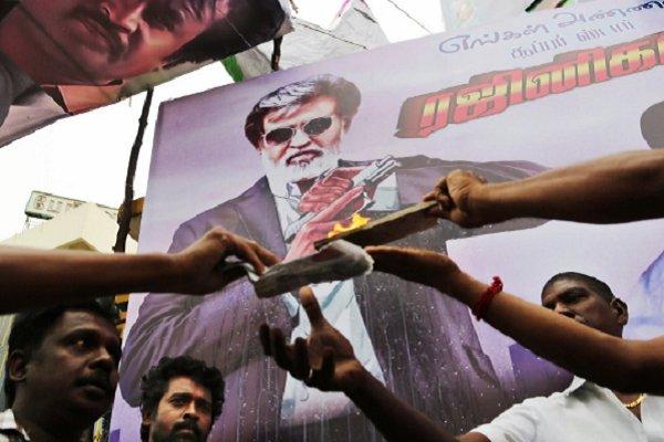 بازیگر هندی وارد دنیای سیاست میشود