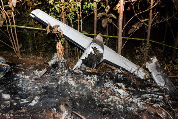 ناروے میں چھوٹے طیارے کے حادثے میں 2 افراد ہلاک
