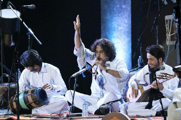 کیهان کلهر به کنسرت گروه «لیان» آمد/ یک آرزو برای جناب خان