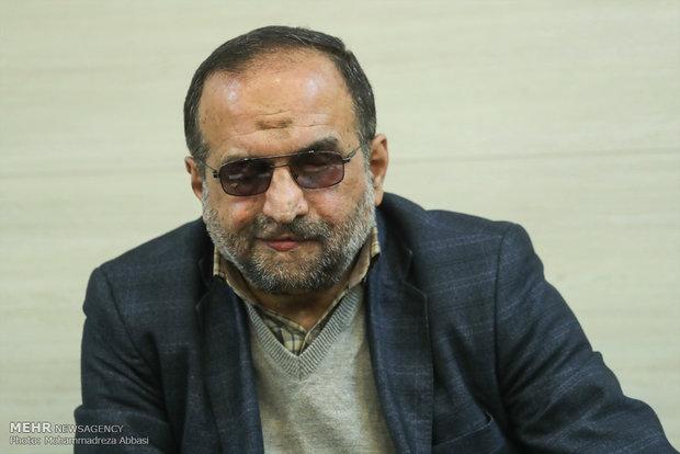 نشست خبری دبیران کل جمعیت رهپویان جانبازان و ایثارگران انقلاب اسلامی