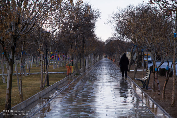 کاهش ۷۰ درصدی بارشها در پایتخت/احتمال استفاده از آبهای زیرزمینی