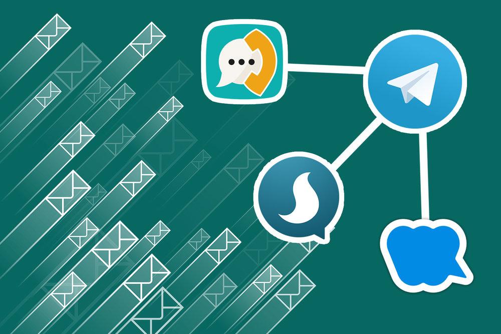دبیر کارگروه فیلترینگ؛ فعالیت کاربران ایرانی در تلگرام 90 درصد کاهش یافت