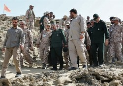 IRGC completes quake relief mission in Kermanshah