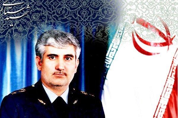 مراسم بیست و سومین سالگرد شهادت سرلشکر منصور ستاری برگزار شد