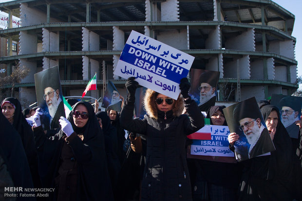 المستفيد الأول من أعمال العنف في ايران هو الاستكبار