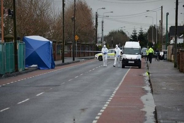 حمله با چاقو در ایرلند