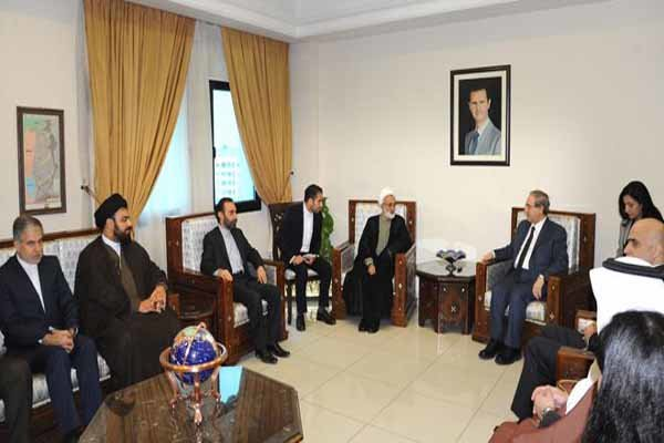 Iranian companies prioritized in Syria's reconstruction projects