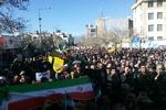 راهپیمایی ۱۴ دی ماه یاسوج بر علیه اغتشاشگران